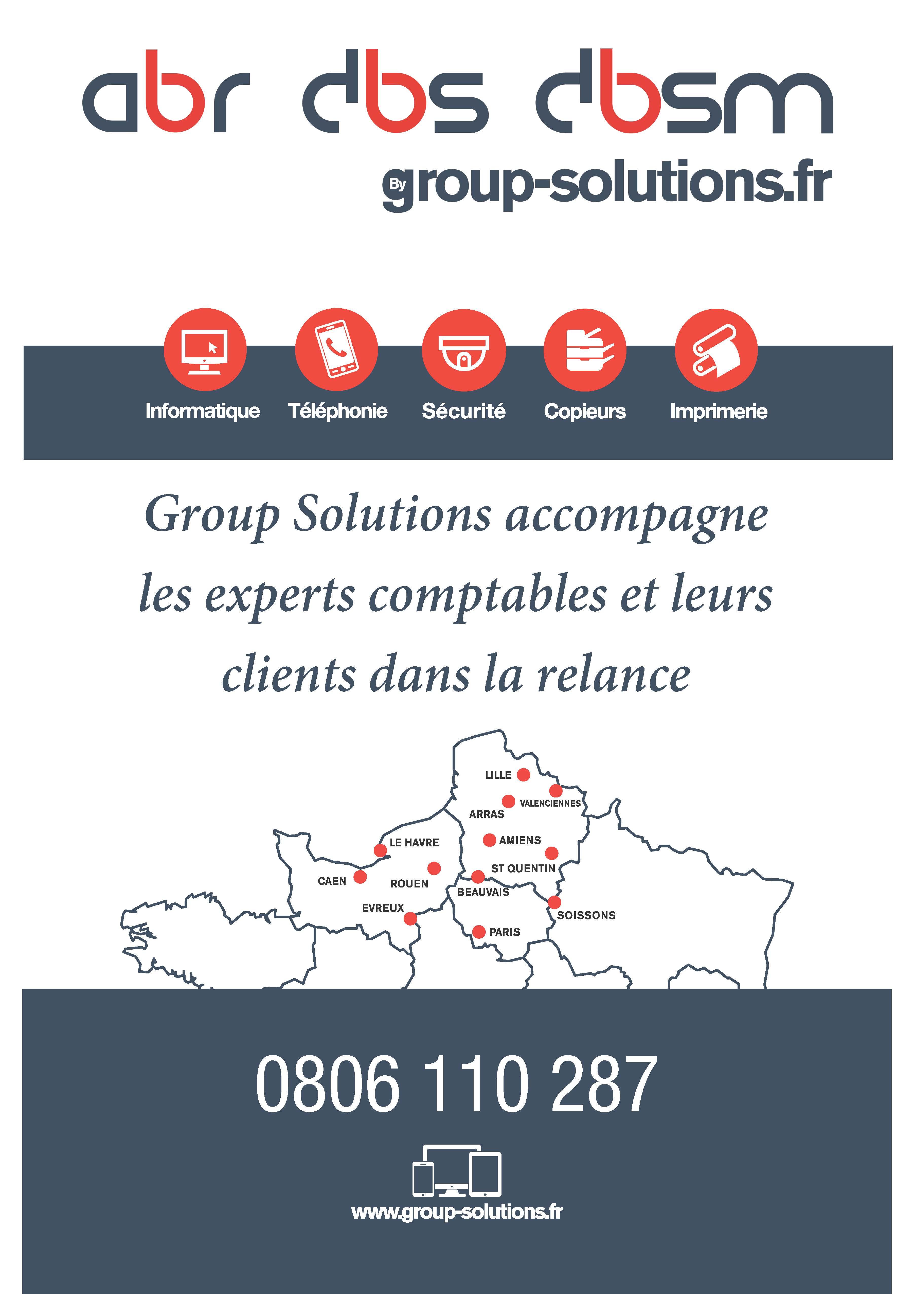 Group Solutions accompagne les experts comptables et leurs clients dans la relance !