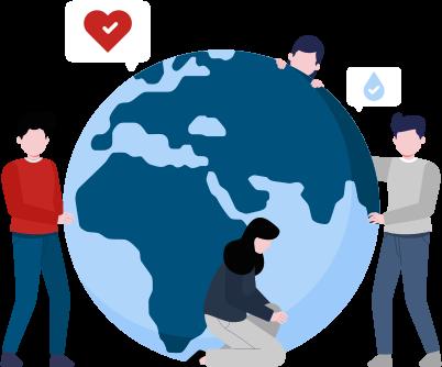 La Journée Mondiale de l'Environnement- notre contribution